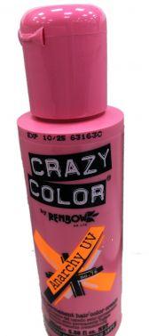 Crazy color 76 anarchy  hair color