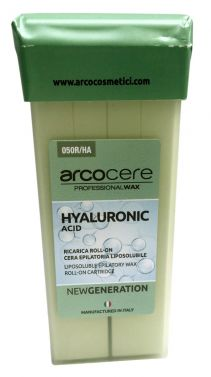 Arcocere Hyaluronic Acid roll on wax 3x100ml