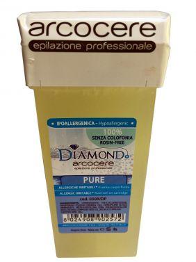 Roll on wax Diamond pure soft waxing  2 x100ml