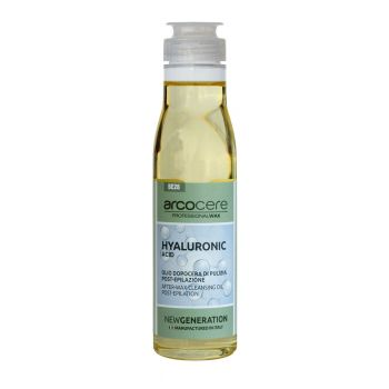 Arcocere Hyaluronic acid AFTER-WAX CLEANSING OIL