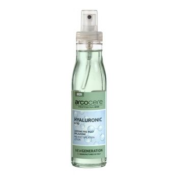 Arcocere PRE-POST EPILATION wax LOTION WITH HYALURONIC ACID