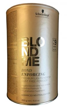 SCHWARZKOPF BLOND ME  lightening bleach powder 9LEVELS