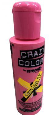 Crazy color 77 caution  hair color