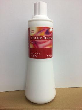 Wella colour Touch OXYGEN 6%