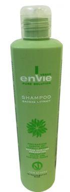 ENVIE vegan Baobab woman hair loss prevention hair shampoo 25oml