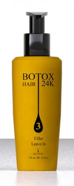 Envie Botox hair treatment step 3