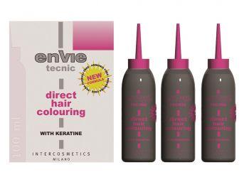 ENVIE DIRECT HAIR COLURING DARK BROWN