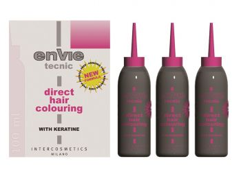 ENVIE DIRECT HAIR COLURING RED