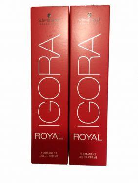 schwarzkopf igora royal hair dye color 10,21