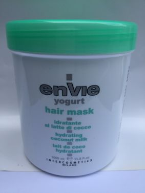 ENVIE YOGURT COCONUT MILK  HAIR MASK 1000 ML