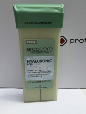 Arcocere Hyaluronic Acid roll on wax hair waxing removal 100ml