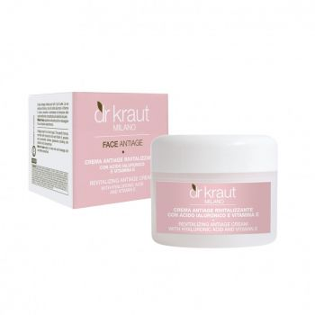 Dr kraut milano REVITALIZING ANTIAGE CREAM with Hyaluronic Acid