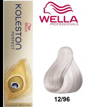 KOLESTON Special blonde  HAIR dye COLOR  12.96