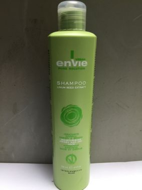 ENVIE Vegan Linum seed Frizzy dry hair shampoo 250ml