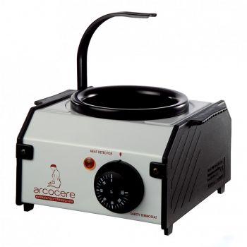 wax heating metal pot 400g