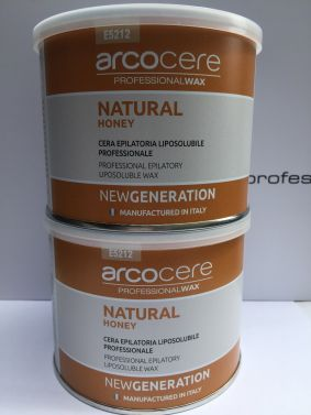 Arcocere Natural honey soft wax  400ml