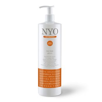 Nyo NO Orange Mask hair 1Litres