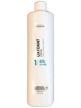 L'oreal hair Oxydant Creme 6% 20v