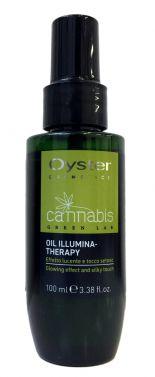 Oyster  cannabis oil illumine therapy 100ml