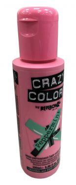 Crazy color 71 peppermint  hair color