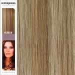 Super Model Clip In Human Hair Extensions 20 Inches.Colour 27-SB