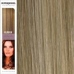 Super Model Clip In Human Hair Extensions 18 Inches. Colour 16-S