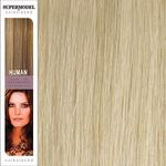 Super Model Clip In Human Hair Extensions 18 Inches. Colour 60