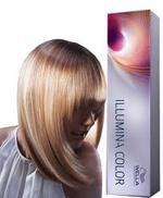 wella Illumina hair dye color 5/35 Light gold mahogany brown