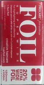 Procare Hair Foil Roll 10cm X 100m