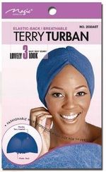 Terry turban