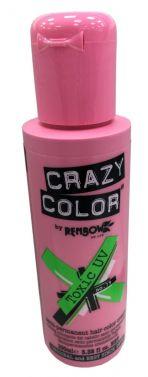 Crazy color 79 toxic  hair color
