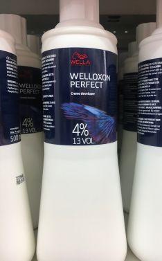 wella welloxon perfect oxygen 4% 13vol