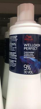 wella welloxon perfect oxygen 9% 30vol big size