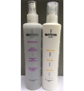 ENVIE MILK PROTIEN ALL IN ONE AND LUCIDANTE SPRAY 250ML