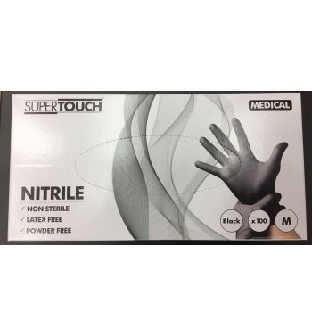 Super Touch medical Non sterile Gloves x100