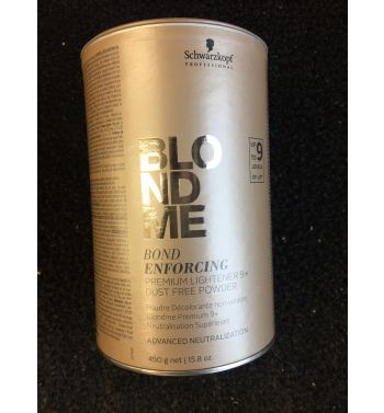 SCHWARZKOPF BLOND ME professional lightening bleach powder premium