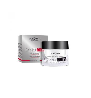 PostQuam Professional Caviar 24h Cream 50ml ~ Younger & Smoother Skin