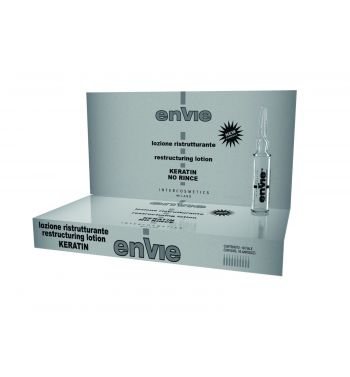 ENVIE KERATIN HAIR TREATMENT LOZIONE 10X10ML
