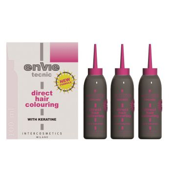 ENVIE DIRECT HAIR COLURING DARK BROWN