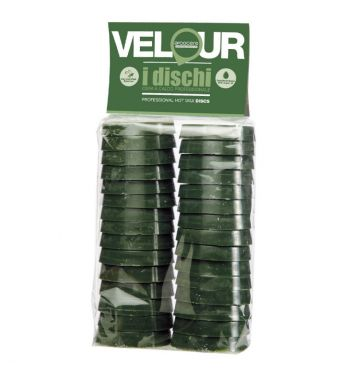 Arcocere Green hot wax in discs  no strips 1000ml