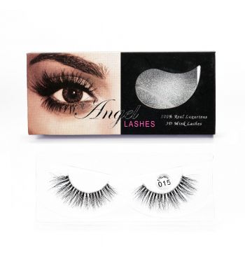 Mink Fur Eye lashes 0015