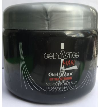 Envie hair gel wax extra strong 500ml