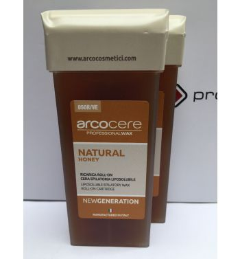 Arcocere Natural Honey  roll on   wax