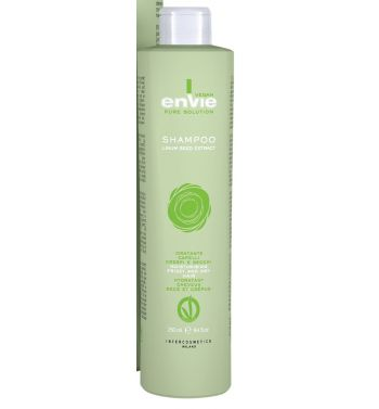 ENVIE VEGAN  LINUM SEED EXTRACT HAIR SHAMPOO  250ML