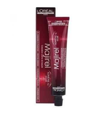 Loreal Majirel  extra red copper blonde 7.64 hairdye color
