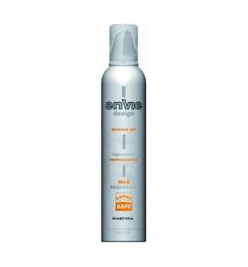 Envie  Milk Protein Hair Mousse 300ml.