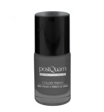 NAILS POLISH BLACK GRAPHITE UV LED SOAK OFF GEL