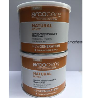 Arcocere Natural honey hair wax removal 400ml
