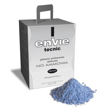 ENVIE Ammonia free  Hair Bleach blue POWDER   1KG