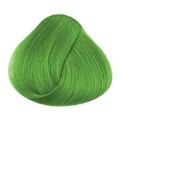 Directions spring green hair dye color